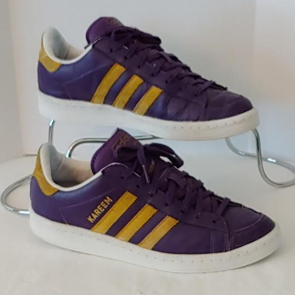 adidas Other - Adidas Kareem Abdul-Jabbar Low Lakers Sneakers.